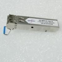 Buy cheap 2.125G 10KM Fiber Optic Transceiver , Single Mode Fiber Module 1000base lx SFP 1310nm from wholesalers