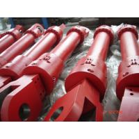Buy cheap Red Single Acting Hydraulic Ram Lifting Hydraulic Cylinder For Furnace from wholesalers