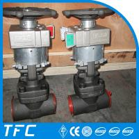 Buy cheap manually operated mechanical interlock gate valve from wholesalers