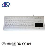 Buy cheap IP68 Waterproof Keyboard with 122 keys including 24 function keys and numeric keypad from wholesalers