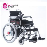 Buy cheap Handicapped Travel Power Wheelchairs Rental , Battery Electric Wheelchair from wholesalers