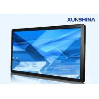 Buy cheap Indoor 55 LCD Video Advertising Digital Signage Display Touchscreen from wholesalers