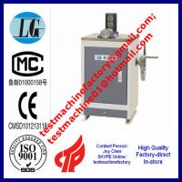 Buy cheap CSL-A manual u/V notch broaching machine for charpy impact test sample from wholesalers