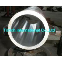 Buy cheap EN10216-1 Heavy Wall Steel Tubing , 100mm Wall Thickness Round Structural Steel Pipe from wholesalers