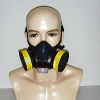 Buy cheap comfortable silicon half mask respirator product