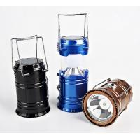 Buy cheap LED Solar camping light/solar hanging lanterns/led solar camping light from wholesalers