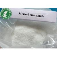 Buy cheap Food Additive Pharmaceutical Raw Materials Methyl Cinnamate CAS 103-26-4 from wholesalers