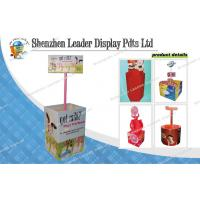 Buy cheap Custom Carton Displays Light Weight With Glossy Lamination from wholesalers