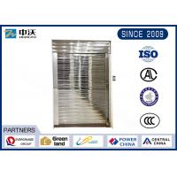 Low Operating Noise Fireproof Roller Shutters For Supermarkets Easy Construction