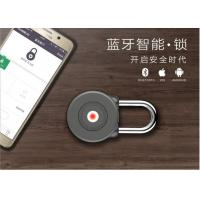 Buy cheap Moss code Bluetooth Control smart Lock APP Wireless Control bluetooth locker lock from wholesalers