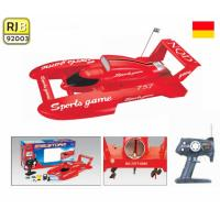 Buy cheap 1:16 Scale 4W R/C Speed Boat from wholesalers