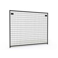 Buy cheap 72 X 87 Crowd Control Barriers Powder Coated Temporary Fence from wholesalers
