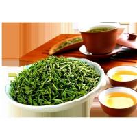 Buy cheap Curved Shape Organic Green Tea Long Jing Green Tea Pan - Frying Processing from wholesalers
