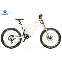 Buy cheap Specialized Powerful Stealth Dirt Enduro E Bike 48v 2000w 60km/h from wholesalers