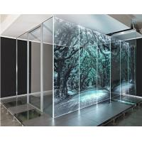 Buy cheap 3mm toughened glass price density toughened glass separate/partition/divider for room from wholesalers