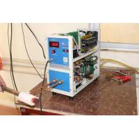 Buy cheap Small IGBT Copper Silver Gold induction furnace melting 1kg from wholesalers