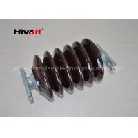 Buy cheap P70 Brown Color Porcelain switch Insulators For Switches from wholesalers