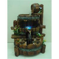 Buy cheap Resinic water fountain from wholesalers