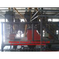 Buy cheap 1.3M Width Wall Decorative Panel Magnesium Oxide Board Production Line Forming Board from wholesalers