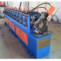 Buy cheap CE Certificate 13 Stations Main Channel Roll Forming Machine for Galvanized Steel from wholesalers