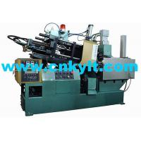 Buy cheap full automatic 22T PLC zinc lead injection machine from wholesalers