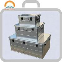 Buy cheap 3-in-1 Storage Cases, Aluminum Plane, with Full-length Piano Hinges from wholesalers
