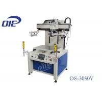 Buy cheap One Color Electric Digital Flatbed Printing Machine For Plastic Panel from wholesalers