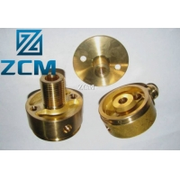 Buy cheap ZCM ISO9001 2008 ±0.005mm Brass CNC Machining from wholesalers