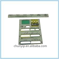 Buy cheap flexible PET and PC membrane panels from china supplier from wholesalers