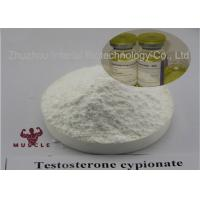 Buy cheap Effective Strongest Testosterone Steroid Test Cyp Testosterone Cypionate 200mg CAS 58-20-8 from wholesalers