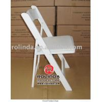 Buy cheap Wooden Folding Chair/wooden Wedding Chair from wholesalers
