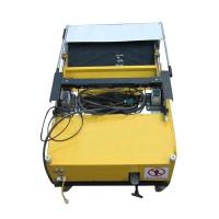 Buy cheap Yellow Hot Selling ZB800-2A Automatic Wall Sand Plastering Machine For Wall from wholesalers