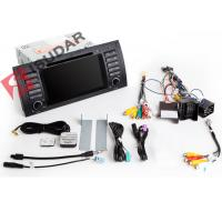 Buy cheap Mirrorlink DAB + Tuner BMW DVD GPS Navigation BMW E53 Head Unit Support 4K Video from wholesalers