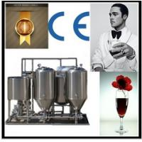 Buy cheap 50L brewer equipment home brewing for lab or pub from wholesalers