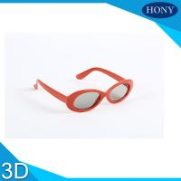 Buy cheap Circular polarized  glasses /linear polarized glasses kids model from wholesalers