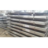 Buy cheap Cold Rolled Steel Plate 6mm Thick Galvanized Steel Sheet Metal Minimum Spangle product