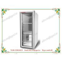 Buy cheap OP-124 Medical Laboratory Upright Glass Door Freezer , Hospital Lab Refrigerator from wholesalers
