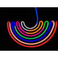 Buy cheap Silicone LED Neon Strip Light -12 Volt Pink LED Silicone Neon Flex Strip 12V DC from wholesalers