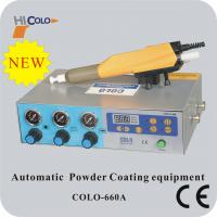 Buy cheap Practically Automatic Powder Coating Gun Systems from wholesalers