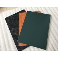 Buy cheap Triple Coating Aluminum Composite Metal Panels With Paint Thickness 35um product