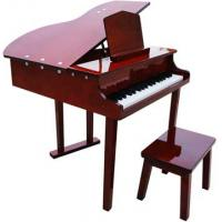 Buy cheap 37 Key Solidwood Grand Toy wooden piano Kid toy mini piano with stool FS37 from wholesalers