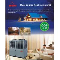 Buy cheap Dual source heat pump from wholesalers