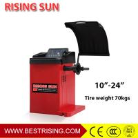 Buy cheap Wheel balancer used auto garage equipment from wholesalers