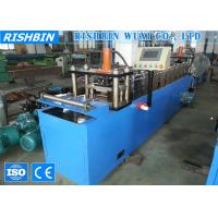 Buy cheap Customized Stud Track Runner Roll Forming Machine for Steel Fabricated Truss product