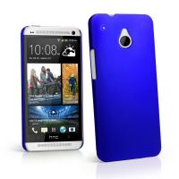 Buy cheap ODM Blue Rubber Hard Plastic Phone Cases For HTC One Mini M4 from wholesalers