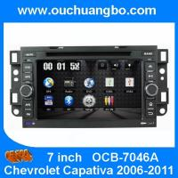 Buy cheap Ouchuangbo Auto GPS Navigation for Chevrolet Capativa 2006-2011 iPod Stereo System DVD Audio Player OCB-7046A from wholesalers