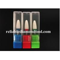 Buy cheap Stainless Steel Shank Zirconia Ceramic F0613 Nail Drill Safety Bit from wholesalers