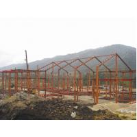 Buy cheap Modular Prefabricated Steel Structure Buildings With Long Life And Short Process Time from wholesalers