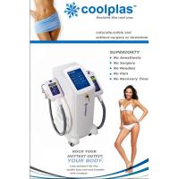 Buy cheap cryolipolysis machine Coolplas fat freezing liposuction sincoheren criolipólise non surgical  liposuction slimming from wholesalers