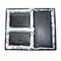 Buy cheap wallet sets,wallet ,pu wallet, leather wallet, purse,coin case,card from wholesalers